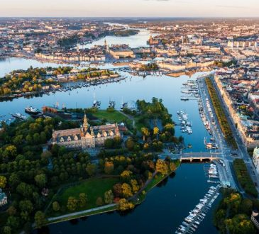 Museumeiland Stockholm