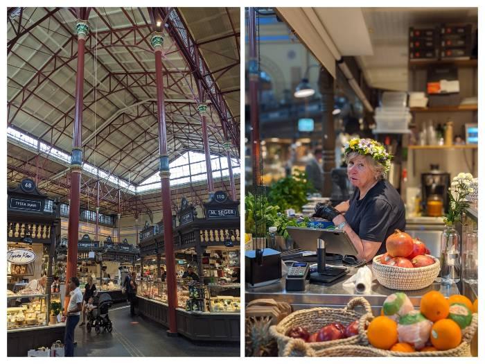 Mooiste markt Stockholm