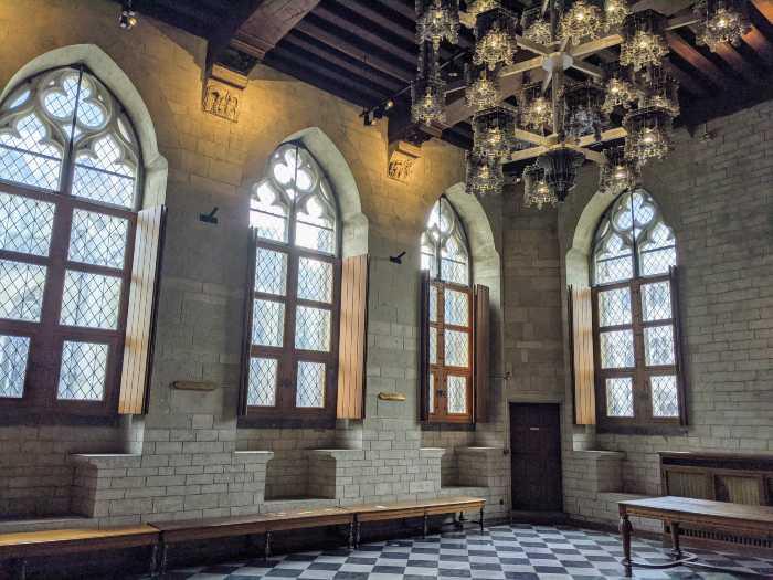 Stadhuis Leuven binnen