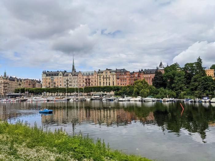 Uitzicht Stockholm