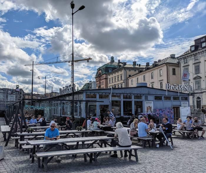 Zien in Stockholm