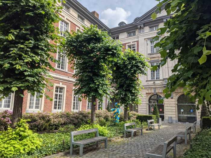 Binnentuinen Leuven