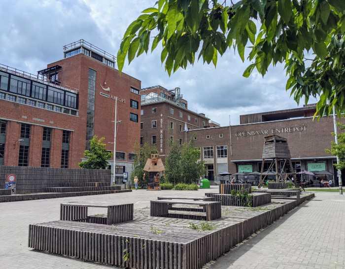 De Vaartkom Leuven