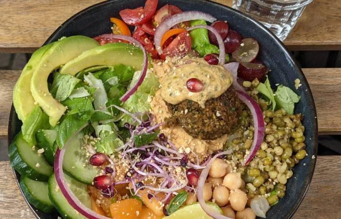 Vegan restaurants Leuven