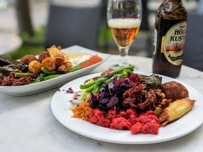 Vegan vegetarian Stockholm