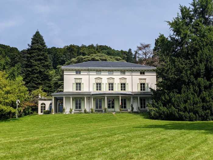 Chaplin's huis Montreux