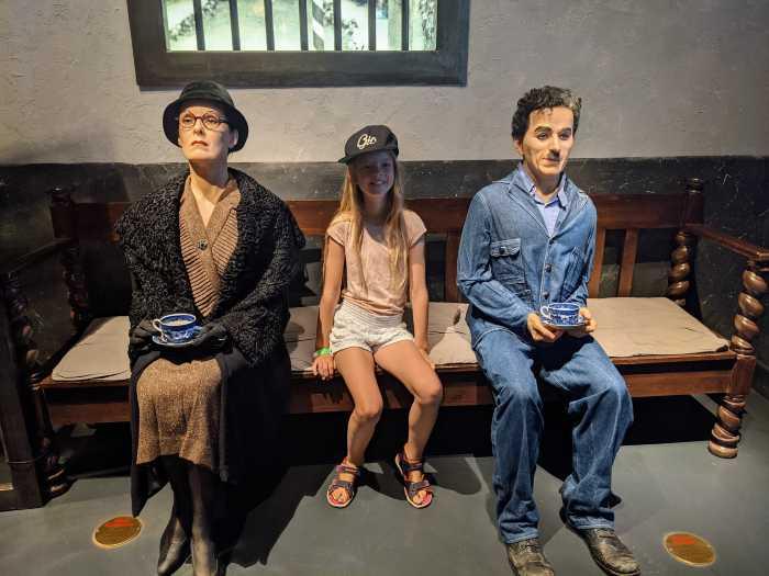 Chaplin's villa Montreux
