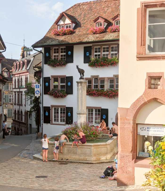 Baden in Bazel