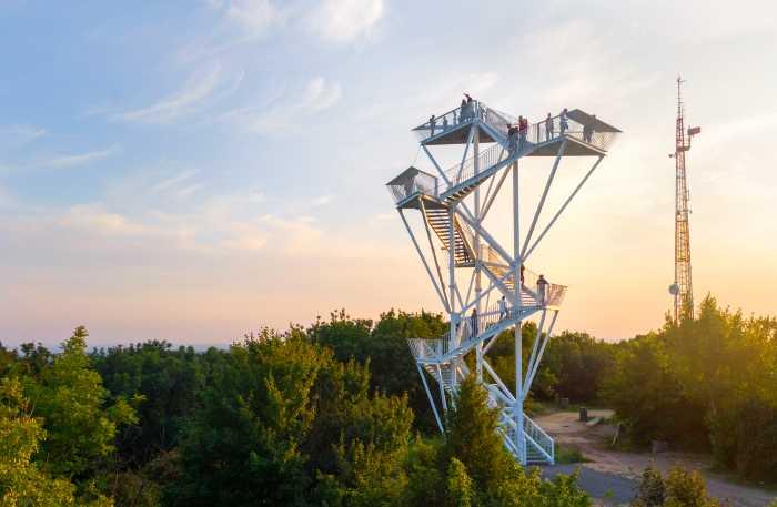 Lookout tower Bratislava