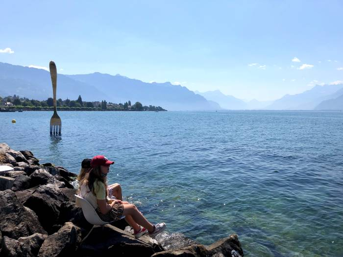 Montreux met kinderen