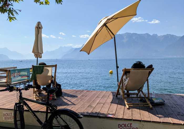 Montreux vakantie