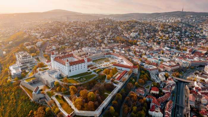 Waarom naar Bratislava?