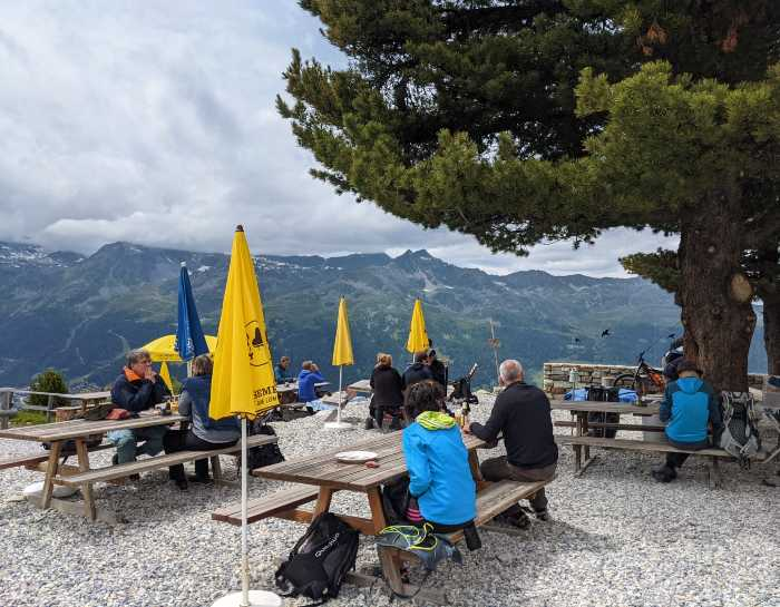 Hike to Weisshorn