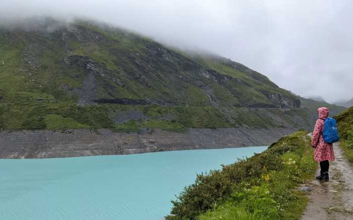 Lac de Moiry Zwitserland